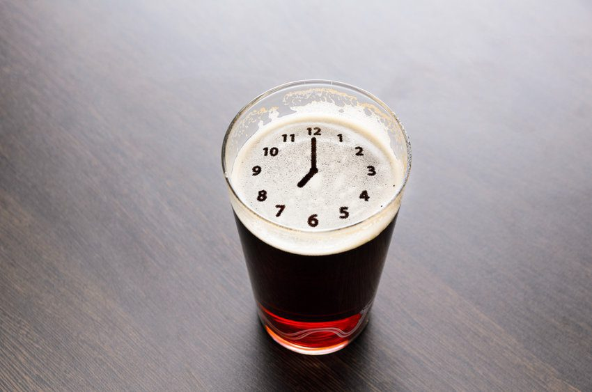 Time In A Beer Stein